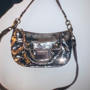 Coach LIMITED EDITION Poppy Sequin Bag